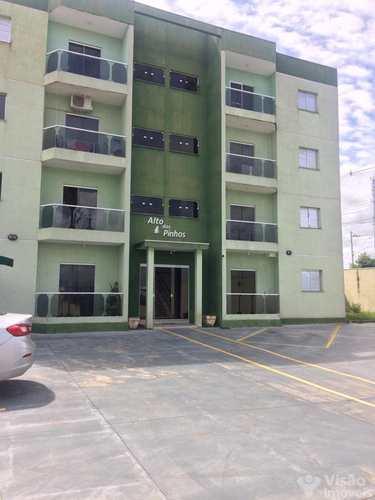 Apartamento, código 1920017 em Pindamonhangaba, bairro Conjunto Residencial Araretama