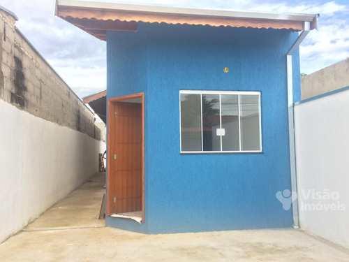 Casa, código 1920019 em Pindamonhangaba, bairro Conjunto Residencial Araretama