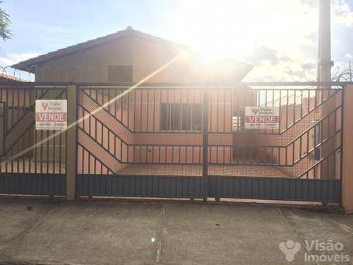 Casa, código 1920032 em Pindamonhangaba, bairro Residencial Comercial Cidade Vista Alegre