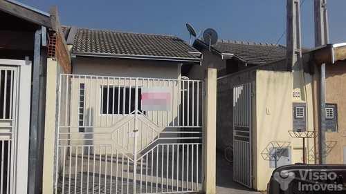 Casa, código 1920047 em Pindamonhangaba, bairro Residencial Comercial Cidade Vista Alegre