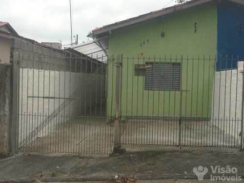 Casa, código 1920059 em Pindamonhangaba, bairro Conjunto Residencial Araretama