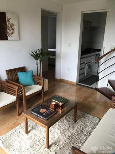 Apartamento, código 1920068 em Pindamonhangaba, bairro Loteamento Residencial Andrade