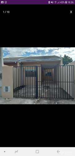 Casa, código 1920080 em Pindamonhangaba, bairro Jardim Regina (Moreira César)