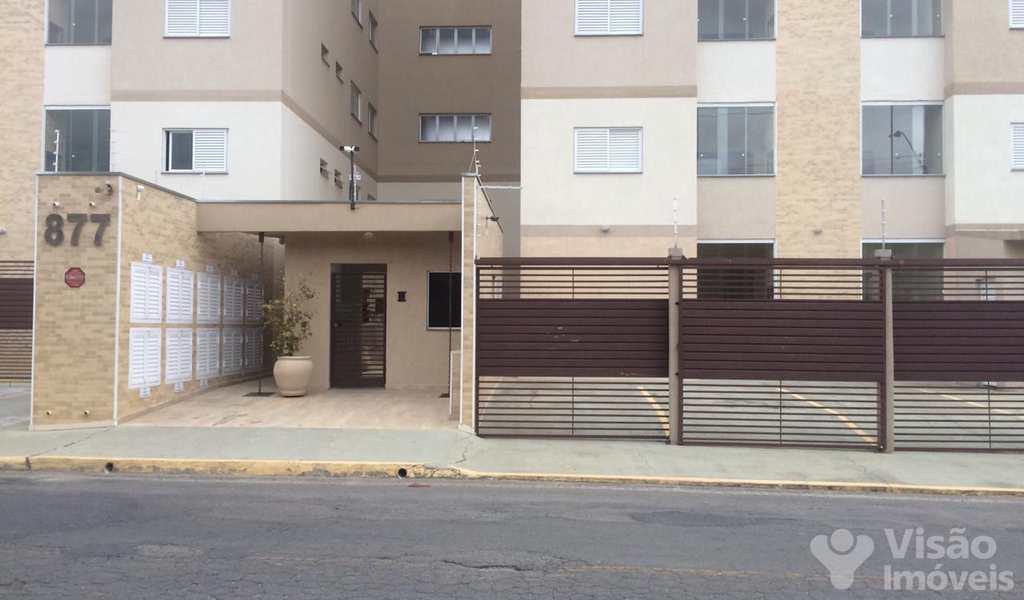 Apartamento em Pindamonhangaba, bairro Chácara da Galega