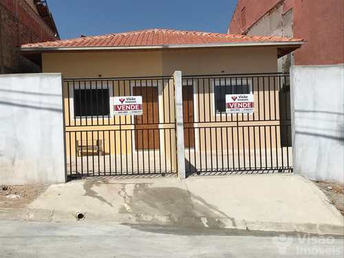 Casa, código 1920132 em Pindamonhangaba, bairro Conjunto Residencial Araretama