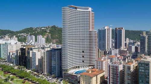 Apartamento, código 2991 em Santos, bairro José Menino