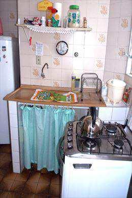 Apartamento, código 2889 em Santos, bairro José Menino