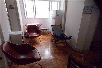 Apartamento, código 2887 em Santos, bairro José Menino