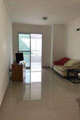 Apartamento, código 2886 em Santos, bairro José Menino