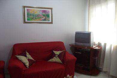 Apartamento, código 2841 em Santos, bairro José Menino