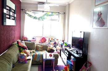 Apartamento, código 2878 em Santos, bairro Campo Grande