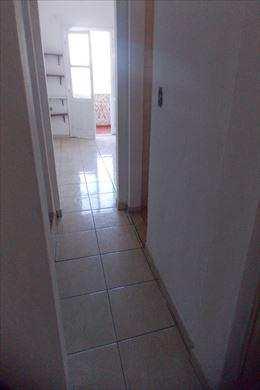 Apartamento, código 2834 em São Vicente, bairro Itararé