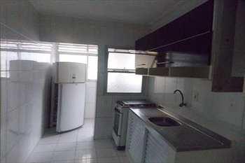 Apartamento, código 2828 em Santos, bairro José Menino