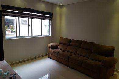 Apartamento, código 2823 em Santos, bairro José Menino