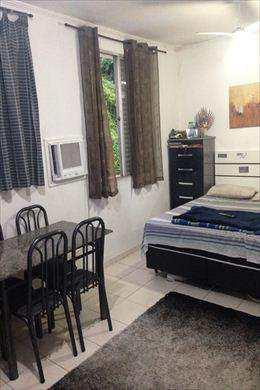 Apartamento, código 2819 em São Vicente, bairro Itararé