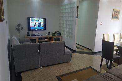 Apartamento, código 2800 em Santos, bairro Gonzaga