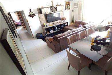 Apartamento, código 2801 em Santos, bairro Marapé