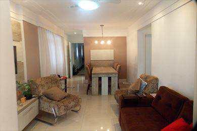 Apartamento, código 2799 em Santos, bairro Pompéia