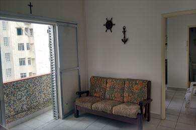Apartamento, código 2797 em Santos, bairro José Menino