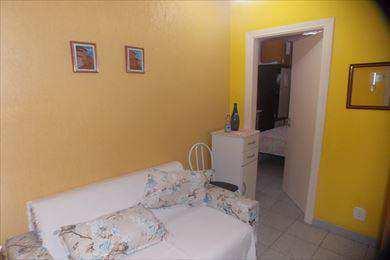 Apartamento, código 2795 em Santos, bairro José Menino