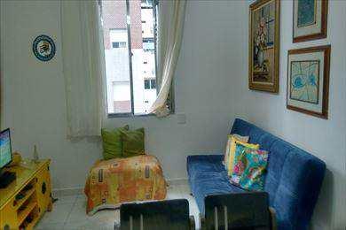 Apartamento, código 2792 em Santos, bairro José Menino