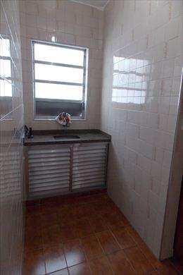 Apartamento, código 2776 em Santos, bairro José Menino