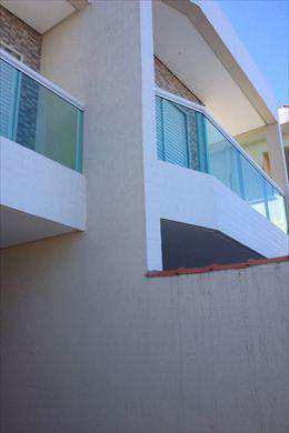Sobrado, código 2780 em Praia Grande, bairro Maracanã