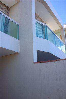 Sobrado, código 2779 em Praia Grande, bairro Maracanã