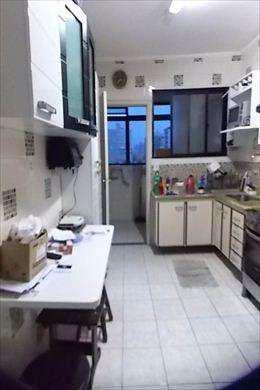 Apartamento em Santos, no bairro Embaré