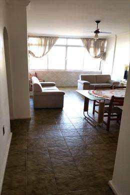 Apartamento, código 2871 em Santos, bairro José Menino