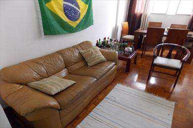 Apartamento, código 2711 em Santos, bairro José Menino