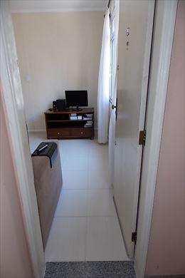 Apartamento, código 2708 em São Vicente, bairro Centro