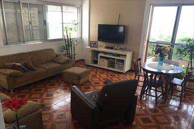 Apartamento, código 2760 em Santos, bairro José Menino