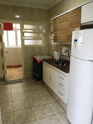 Apartamento, código 2698 em Santos, bairro José Menino