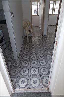 Apartamento, código 2703 em Santos, bairro José Menino
