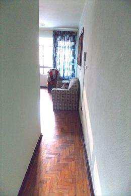 Sala Living, código 2690 em Santos, bairro José Menino