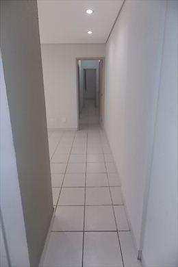 Apartamento, código 2693 em Santos, bairro José Menino
