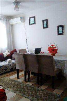 Apartamento, código 2753 em Santos, bairro Macuco