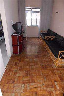 Sala Living, código 2669 em São Vicente, bairro Itararé
