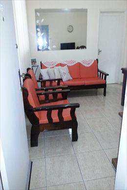 Apartamento, código 2657 em Santos, bairro Embaré