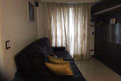 Apartamento, código 2738 em Santos, bairro Morro Nova Cintra
