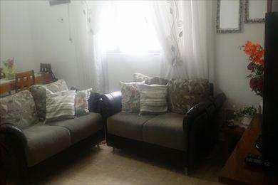 Apartamento, código 2737 em Santos, bairro Marapé