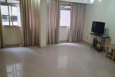 Apartamento, código 2739 em Santos, bairro Pompéia