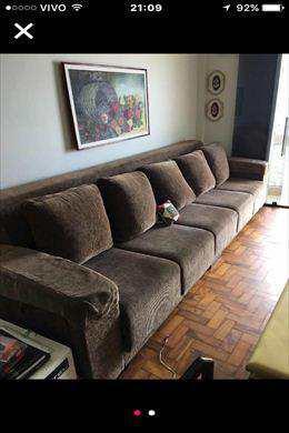 Apartamento, código 2735 em Santos, bairro José Menino