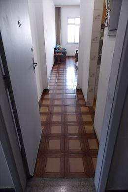 Apartamento, código 2647 em São Vicente, bairro Itararé