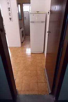 Sala Living, código 2637 em Santos, bairro José Menino
