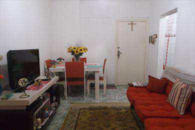 Apartamento, código 2630 em São Vicente, bairro Centro