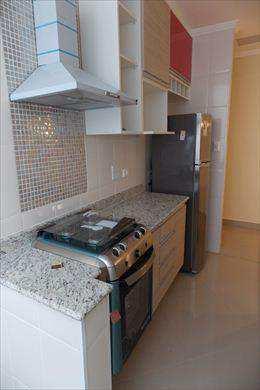 Apartamento, código 2725 em Santos, bairro José Menino