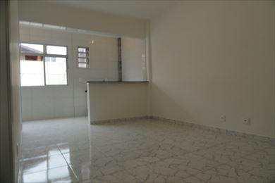 Sala Living, código 2606 em Santos, bairro Embaré