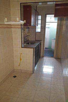 Sala Living, código 2602 em Santos, bairro José Menino